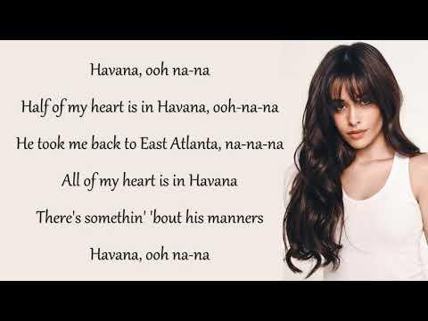 Lirik lagu Camila Cabello - Havana (Lyrics)
