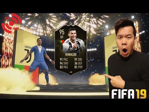 FÜR EINEN VON EUCH NEN IF RONALDO ZIEHEN 🔥🔥 FIFA 19 PACKLUCK PACK OPENING LIVESTREAM thumbnail