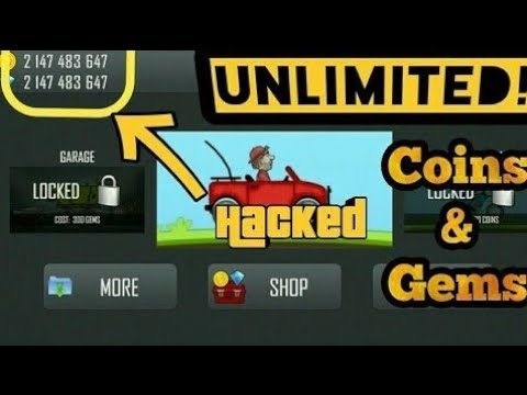 Hill Climb Racing Hack 2020 - Unlimited Free Coins & Gems - Cheats (iOS/Android)