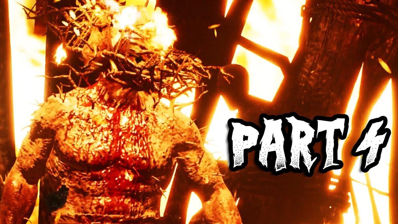 SURT FIRE GIANT BOSS!! Hellblade Gameplay Walkthrough Part ...