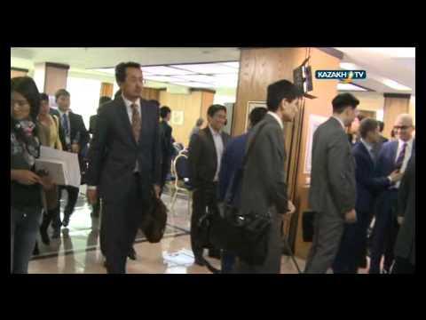 Kazakhstan-Singapore Business Forum