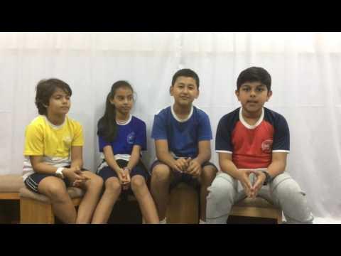 The British School of Kathmandu Entry - FOBISIA Online Maths Video Challenge