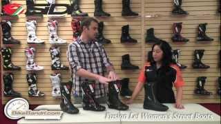 SIDI Women's Street Boots at BikeBandit.com