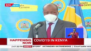 Nakuru currently has 150 COVID-19 cases