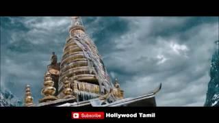 [தமிழ்] The Mummy: Tomb of the Dragon Emperor(2008) Snow Fight scene in Tamil | HD 720p