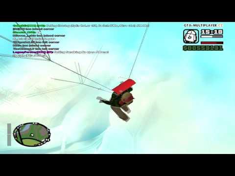 GTA SA SAMP Basejump from Blue Hell to San Andreas 2