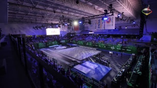 2018 TeamGym Europeans - Opening Ceremony part 2 and Qualifications – Junior Women