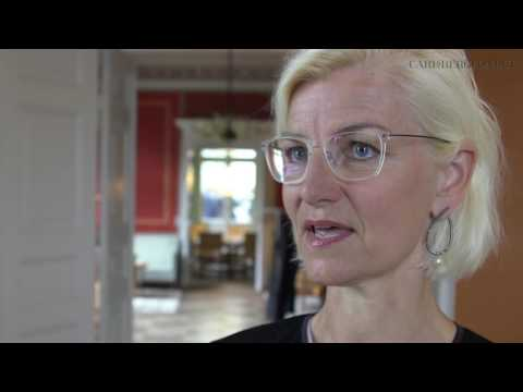 Mrs  Ulla Tørnæs Interview