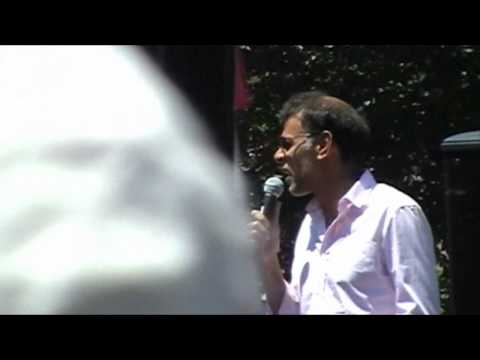 July 10 Day of Action for Civil Liberties Part 1 of 3