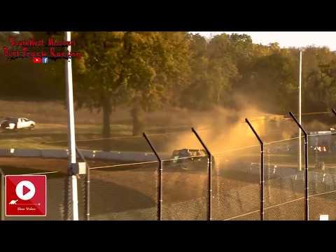 Dirt Track Crash Compilation Dec 2018 Racing Crashes @Springfield Raceway 10 of 10