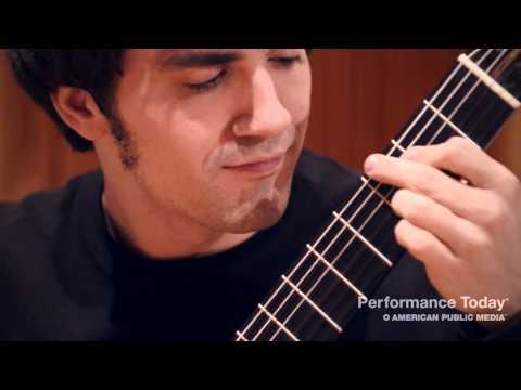 Jordan Dodson - A Felicidade by Antonio Carlos Jobim (Performance Today)