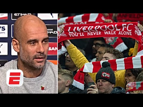 Anfield is the toughest stadium in Europe to play right now – Pep Guardiola | Premier League