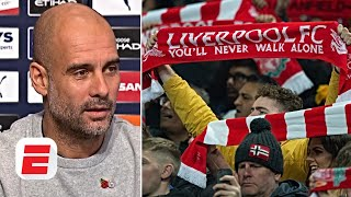 Download Anfield is the toughest stadium in Europe to play right now – Pep Guardiola | Premier League Mp3 and Videos
