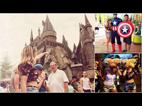 Island Of Adventure- Harry Potter (7º Parque) Orlando