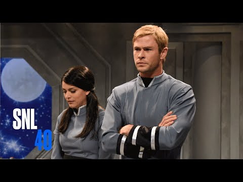 Spaceship - SNL