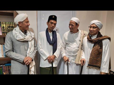 Malam Peringatan Isra' Mi'raj Majelis Ar-Raudhah Solo   19 Rajab 1441 H / 13 Maret 2020