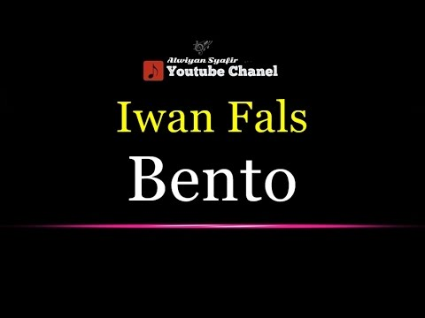 Karaoke Iwan Fals - Bento Mp3