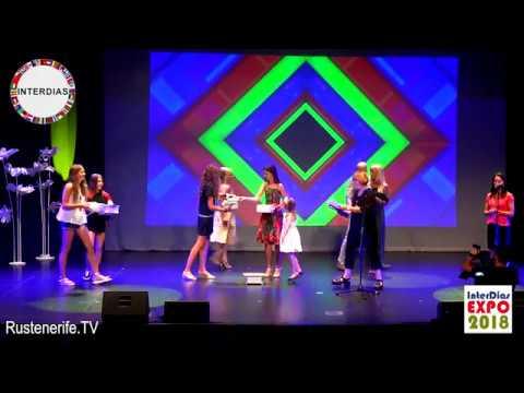 InterDIas EXPO 2018. Premios de la concurso infantil.