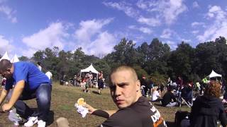 Merrell Down n Dirty mud run part 8 end