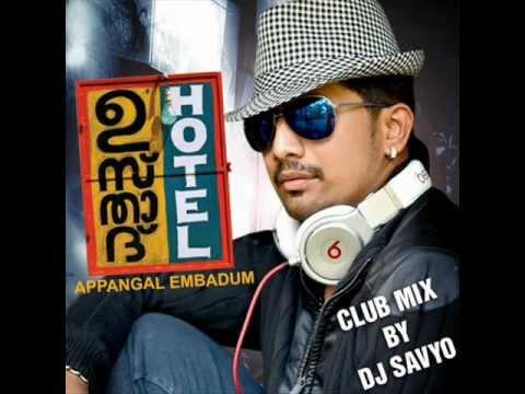 APPANGAL EMBADUM CLUB MIX (DJ SAVYO)|USTHAD HOTEL| By SAKEER ALUNGAL