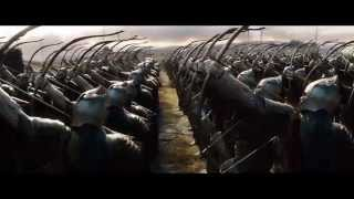 The Hobbit (2014) The Battle of the Five Armies: Teaser Trailer Official