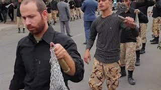 İran kerbela anma törenleri