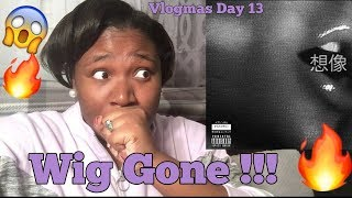 Imagine by Ariana Grande Reaction|Vlogmas Day 13