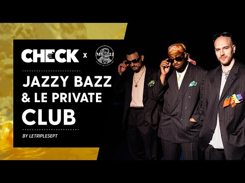 Youtube: En tournage avec le Private Club (Jazzy Bazz, Edge & Esso Luxueux)