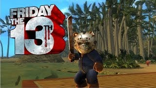 "Naughty Bear: Panic in Paradise -  Friday The 13TH Special ""Jason Suit"""