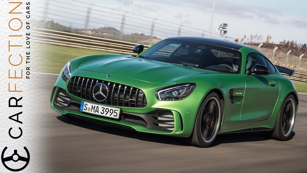 Mercedes-AMG GT R: Beast Of The Green Hell, On Track - Carfection