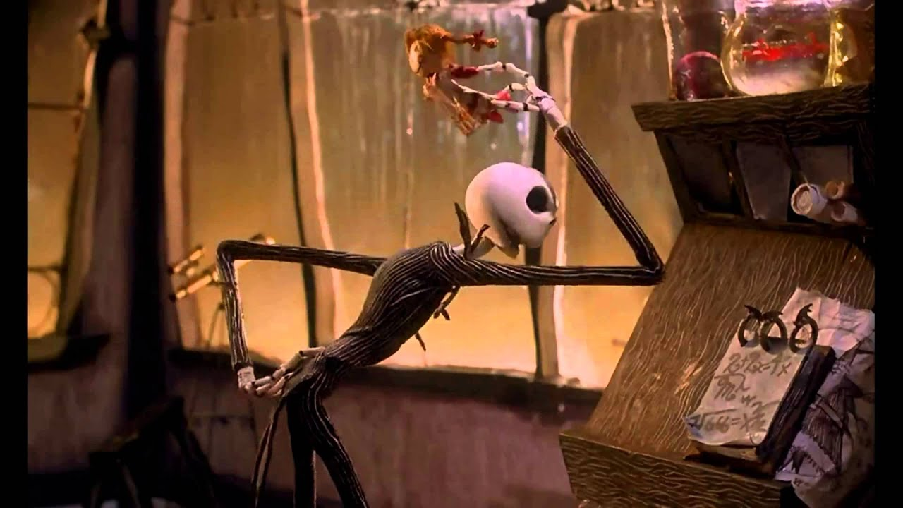 The Nightmare Before Christmas - Jack\'s Obsession - Korean - YouTube