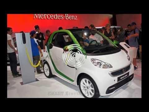 ELECTRIC CARS in International Auto Show 2014 Sao Paulo