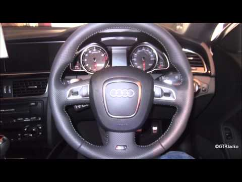 Audi RS5 Coupe - Interior and Exterior @ GC Motors