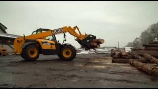 Bezpieczeństwo pracy w tartakach