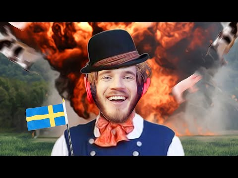 THIS IS HOW WE HUNT IN SWEDEN! | PewDiePie