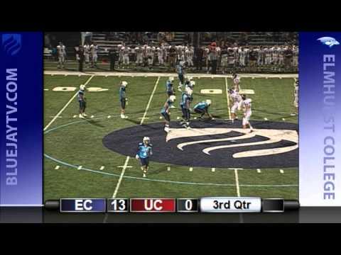 Elmhurst College Football Team Elmhurst College Football