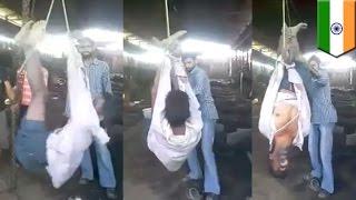 Индийского рабочего избил до смерти его босс