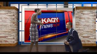 Black Love Get Your Tissues Ready!: A Reporter Got A Surprise Proposal Live On Air