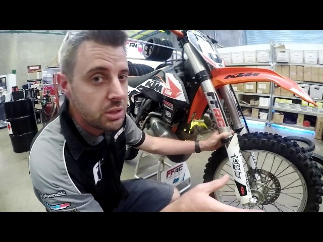 4CS FORKS SUSPENSION TUNING: Full Force Racing Components