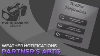 Weather Notifications by Seize the Beat | Partner