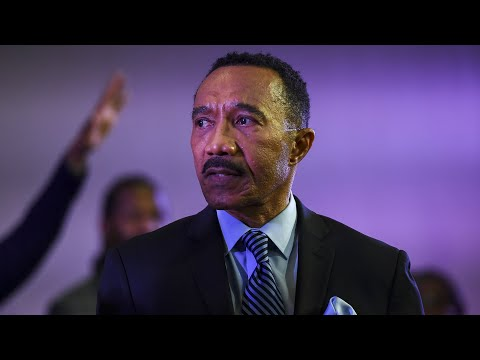 Kweisi Mfume Calls Himself A 'Progressive Moderate.' What Does That Mean?