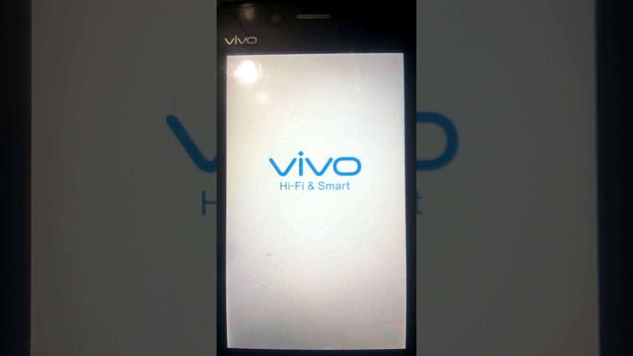 Vivo y11 unfortunately system has stopped solution