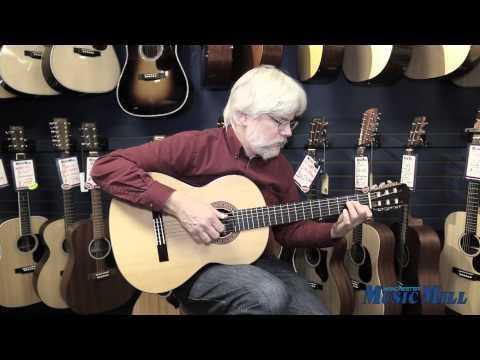 Alvarez CY70 Acoustic Guitar DEMO - Manchester Music Mill
