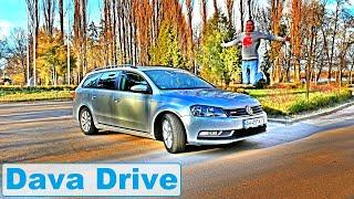 Volkswagen Passat 1.6 tdi 2013г 105 л.с. Dava Drive