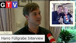 HARRO FÜLLGRABE INTERVIEW
