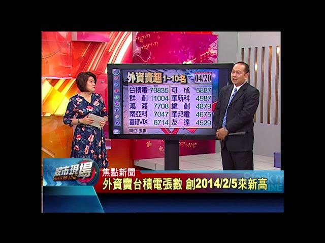 【股市現場-非凡商業台鄭明娟主持】20180420part.7(孫武仲)