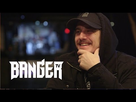 POWER TRIP's Riley Gale interview about Nightmare Logic episode thumbnail