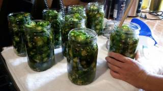 Pickling Jalapenos Canning The Easy And Fast Way.