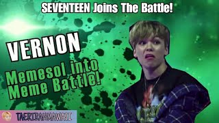 SEVENTEEN Joins The Battle!
