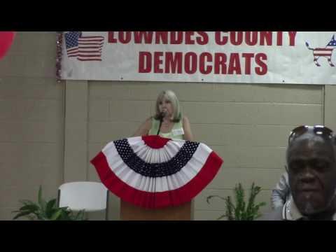 Environment is Politics, Claudia Collier, Greening Georgia Caucus of DPG